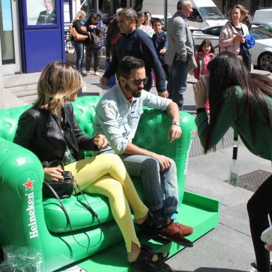 Heineken Match House Party