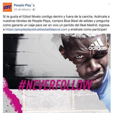 #neverfollow